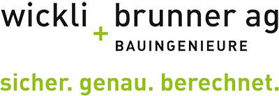 Wickli + Brunner AG, Bauingenieure