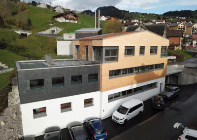 Wohn- und Gewerbehaus ACE Amden